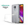 Nillkin LG G7 ThinQ G710 szilikon hátlap - Nillkin Nature - transparent
