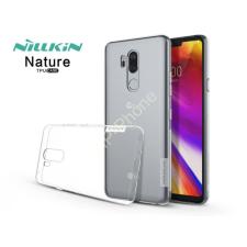 Nillkin LG G7 ThinQ G710 szilikon hátlap - Nillkin Nature - transparent tok és táska