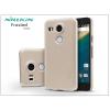 Nillkin LG Nexus 5X hátlap képernyővédő fóliával - Nillkin Frosted Shield - gold