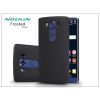 Nillkin LG V10 H960A hátlap képernyővédő fóliával - Nillkin Frosted Shield - fekete