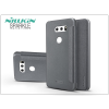 Nillkin LG V30 H930 oldalra nyíló flipes tok - Nillkin Sparkle - fekete