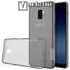 Nillkin Nature Slim szilikon védõ tok / hátlap - 0,6mm - SZÜRKE - SAMSUNG SM-A730F Galaxy A8 Plus (2018) - GYÁRI