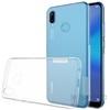 Nillkin Nature TPU hátlap tok Huawei P20 Lite, átlátszó