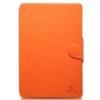 Nillkin Nillkin Tree-texture oldalra nyíló támasztós szövetbevonatos tok Apple iPad mini, iPad mini 2, 3-hoz narancs*