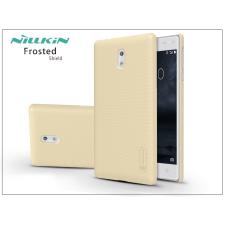 Nillkin Nokia 3 hátlap képernyővédő fóliával - Nillkin Frosted Shield - gold tok és táska