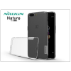 Nillkin OnePlus 5 (A5000) szilikon hátlap - Nillkin Nature - transparent