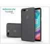 Nillkin OnePlus 5T (A5010) hátlap képernyővédő fóliával - Nillkin Frosted Shield - fekete
