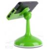Nillkin Rotating Color 360°-ban elforgatható tapadókorongos autós tartó Apple iPhone 5, 5S zöld*