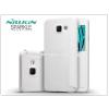 Nillkin Samsung A310F Galaxy A3 (2016) oldalra nyíló flipes tok - Nillkin Sparkle - fehér