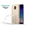 Nillkin Samsung A600F Galaxy A6 (2018) szilikon hátlap - Nillkin Nature - transparent