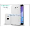 Nillkin Samsung A710F Galaxy A7 (2016) hátlap képernyővédő fóliával - Nillkin Frosted Shield - fehér