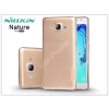 Nillkin Samsung G6000 Galaxy On7 szilikon hátlap - Nillkin Nature - aranybarna