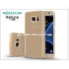 Nillkin Samsung G930F Galaxy S7 szilikon hátlap - Nillkin Nature - barna