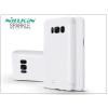 Nillkin Samsung G950F Galaxy S8 oldalra nyíló flipes tok - Nillkin Sparkle - fehér