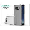 Nillkin Samsung G955F Galaxy S8 Plus szilikon hátlap - Nillkin Nature - szürke