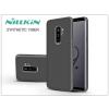Nillkin Samsung G965F Galaxy S9 Plus hátlap - Nillkin Synthetic Fiber - fekete