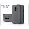 Nillkin Samsung G965F Galaxy S9 Plus oldalra nyíló flipes tok - Nillkin Sparkle - fekete