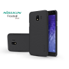 Nillkin Samsung J400F Galaxy J4 (2018) hátlap képernyővédő fóliával - Nillkin Frosted Shield - fekete