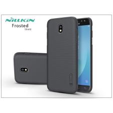 Nillkin Samsung J530F Galaxy J5 (2017) hátlap képernyővédő fóliával - Nillkin Frosted Shield - fekete tok és táska