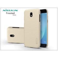 Nillkin Samsung J530F Galaxy J5 (2017) hátlap képernyővédő fóliával - Nillkin Frosted Shield - gold tok és táska