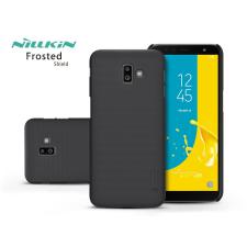 Nillkin Samsung J610F Galaxy J6 Plus hátlap - Nillkin Frosted Shield - fekete tok és táska