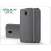 Nillkin Samsung J730F Galaxy J7 (2017) oldalra nyíló flipes tok - Nillkin Sparkle - fekete