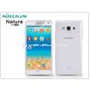 Nillkin Samsung SM-A700F Galaxy A7 szilikon hátlap - Nillkin Nature - transparent