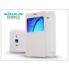 Nillkin Samsung SM-G550 Galaxy On5 oldalra nyíló flipes tok - Nillkin Sparkle - fehér