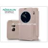 Nillkin Samsung SM-G928 Galaxy S6 Edge+ oldalra nyíló flipes tok - Nillkin Sparkle - golden