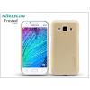Nillkin Samsung SM-J100 Galaxy J1 hátlap képernyővédő fóliával - Nillkin Frosted Shield - golden