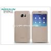 Nillkin Samsung SM-N920 Galaxy Note 5 oldalra nyíló flipes tok - Nillkin Sparkle - golden