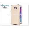 Nillkin Samsung SM-N920 Galaxy Note 5 szilikon hátlap - Nillkin Nature - barna