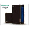 Nillkin Sony Xperia M5 (E5603/E5606/E5653) szilikon hátlap - Nillkin Nature - aranybarna