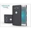 Nillkin Sony Xperia XZ2 Compact (H8314/H8324) hátlap képernyővédő fóliával - Nillkin Frosted Shield - fekete
