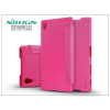 Nillkin Sony Xperia Z5 Premium (E6853) oldalra nyíló flipes tok - Nillkin Sparkle - pink