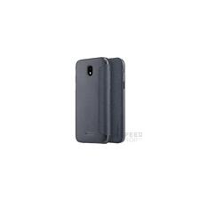 Nillkin Sparkle flip tok Samsung J730 Galaxy J7 2017, fekete tok és táska