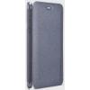 Nillkin Sparkle oldalra nyíló bőrbevonatos csillámos fliptok Asus ZE500CL Zenfone 2-höz fekete*