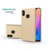 Nillkin Xiaomi Mi 8 hátlap - Nillkin Frosted Shield - gold