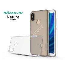 Nillkin Xiaomi Mi A2 szilikon hátlap - Nillkin Nature - szürke tok és táska