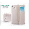 Nillkin Xiaomi Redmi 4X oldalra nyíló flipes tok - Nillkin Sparkle - gold