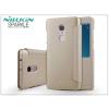 Nillkin Xiaomi Redmi Note 4 MTK (kínai verzió) oldalra nyíló flipes tok - Nillkin Sparkle - gold