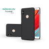 Nillkin Xiaomi Redmi S2 hátlap képernyővédő fóliával - Nillkin Frosted Shield - fekete