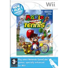 Nintendo Mario Power Tennis Wii videójáték