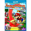 Nintendo Paper Mario Color Splash (Wii U)
