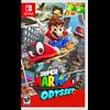 Nintendo Switch, Super Mario Odyssey, játékszoftver (NSS670)