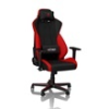 Nitro Concepts S300 Inferno Red Gamer szék - Fekete/Piros