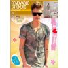No-name Falimatrica-STCKICO012-50x70cm Justin Bieber<2ív/ csom>