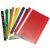 No-name Gyorsfűző lefűzhető műanyag A4 KÉK 10db/csomag