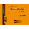 No-name Számlatömb kp. egy ÁFA-s 50x2 A6 FEKVŐ -B.13-372/V 20tömb/csom