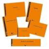 No-name Telefonbeszélgetések nyilvántartása 20 lapos füzet A/4 álló